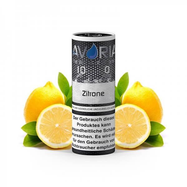 Zitrone E-Liquid