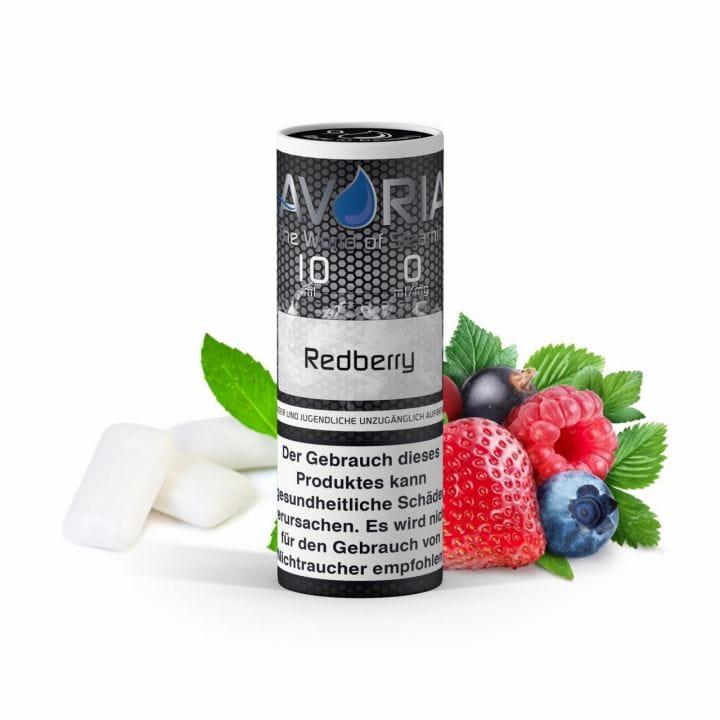 Redberry E-Liquid 10ml
