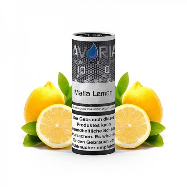Mafia Lemon E-Liquid