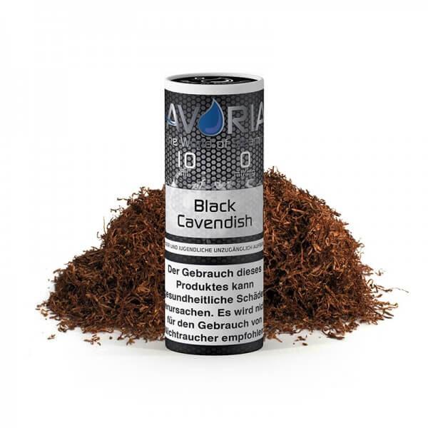 Black Cavendish E-Liquid
